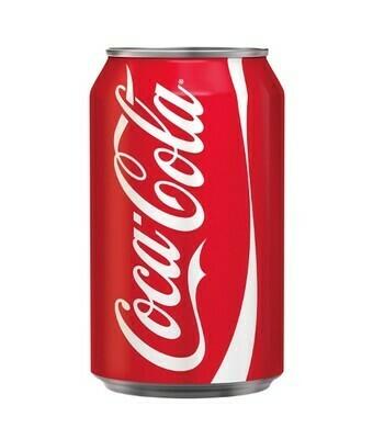 Напиток газированный Кока-кола (Coca Cola) 0,33л