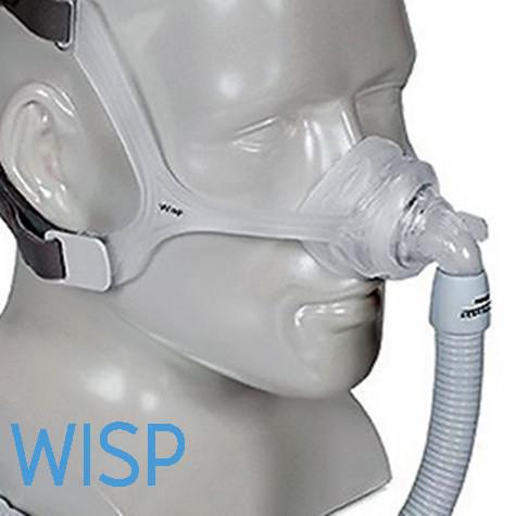 Mascarilla Nasal WISP Philips Respironics con Marco de Silicón