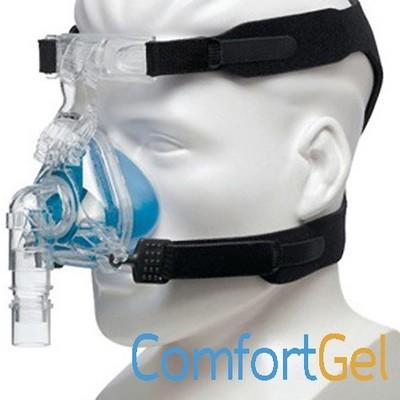 Mascarilla Nasal CPAP, BiPAP Modelo Comfortgel Blue Philips Respironics