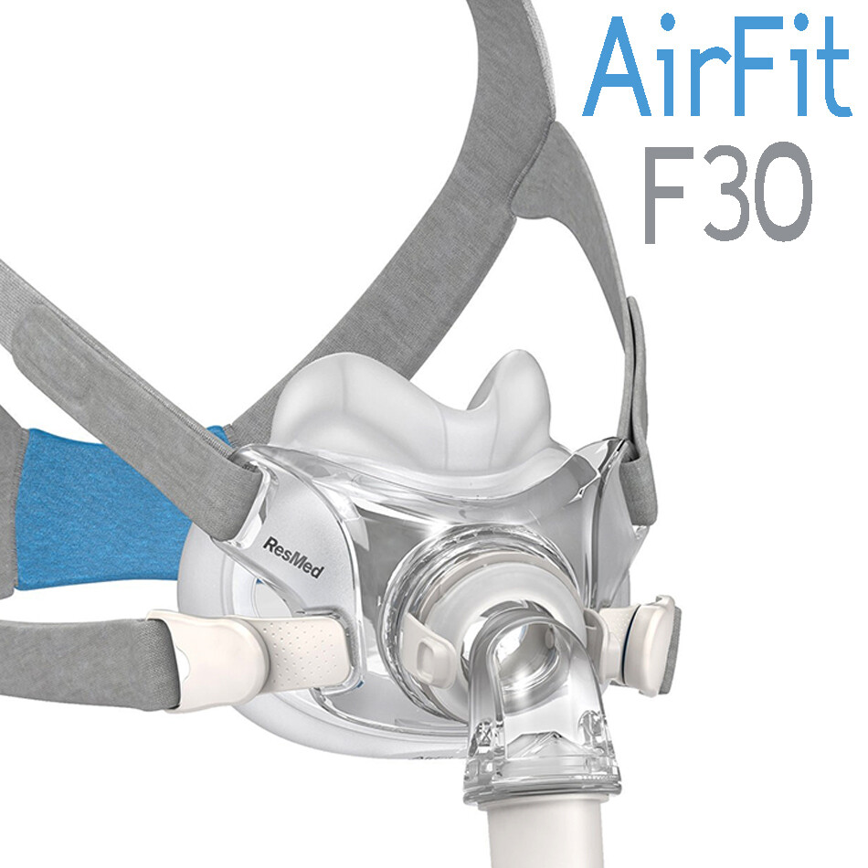 Mascarilla Oronasal AirFit F30 ResMed - CPAP, BiPAP