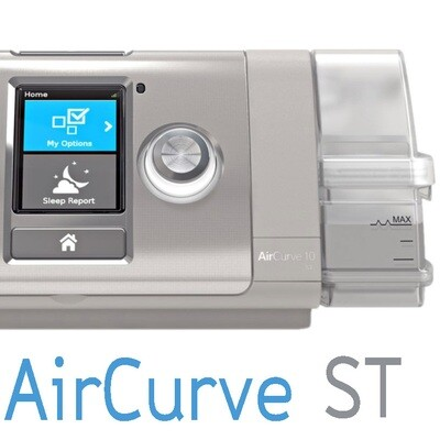 Equipo Binivel VPAP AirCurve 10 ST ResMed con Humidificador