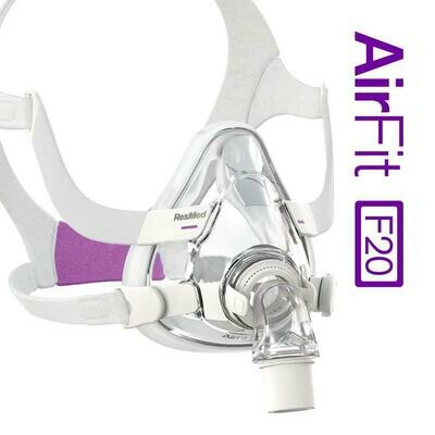 Mascarilla Oronasal AirFit F20 for Her ResMed - CPAP, BiPAP