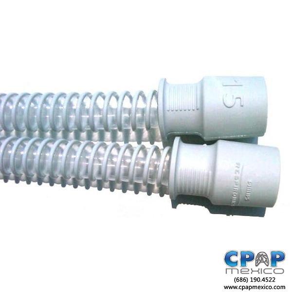 Tubo de Ventilación Slim Performance White Philips Respironics 6 pies x 15 mm.