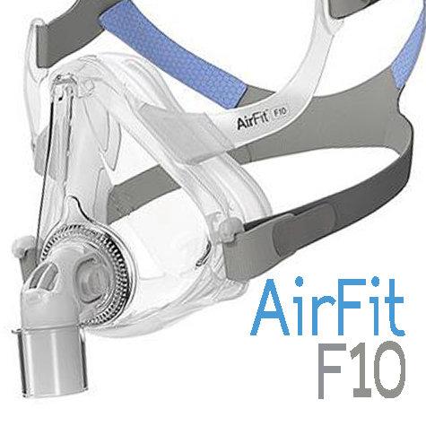 Mascarilla Oronasal CPAP, BiPAP Modelo AirFit F10