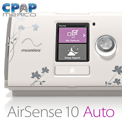 APAP AirSense 10 AutoSet for Her ResMed