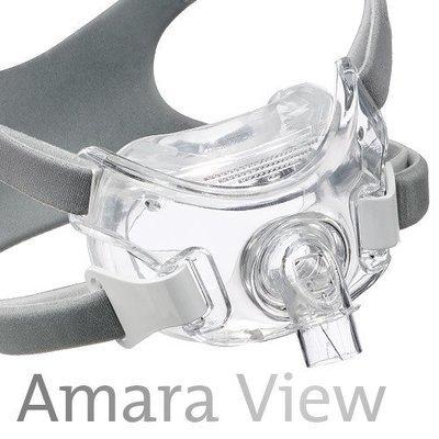 Mascarilla Oronasal de Mínimo Contacto Amara View Philips Respironics