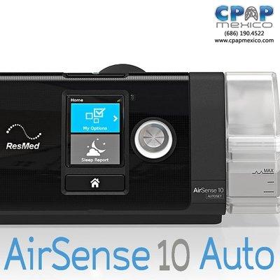 APAP AirSense 10 AutoSet ResMed con Humidificador