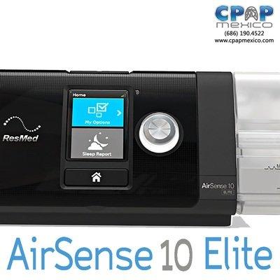 CPAP AirSense 10 ELITE ResMed FIJO con Humidificador
