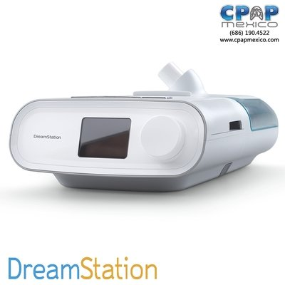 CPAP DreamStation Philips Respironics (Ajuste FIJO)