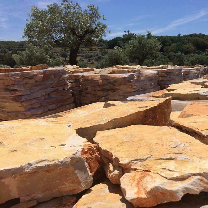 Laje Rústica Portuguesa 10cm - Palete (12m2) (IVA incluído)