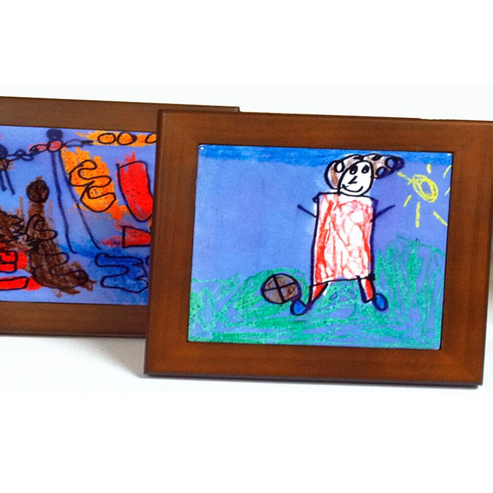 Personalised Art Tile