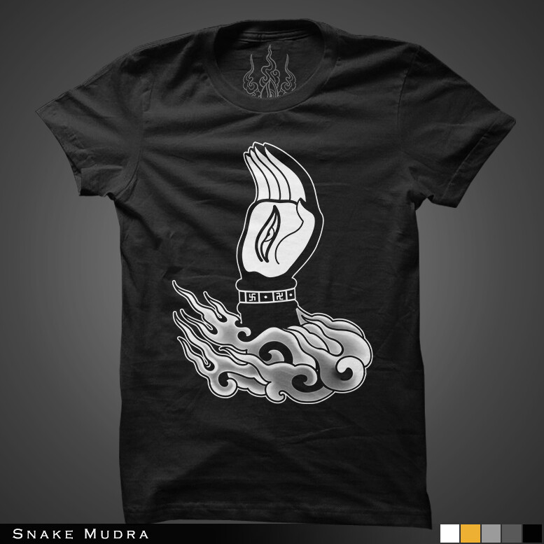 Snake Mudra