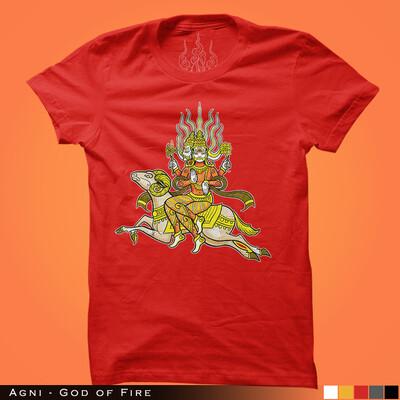 Agni - God of Fire