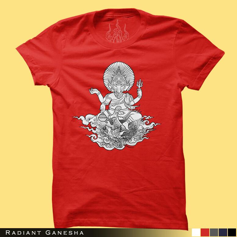 Radiant Ganesha