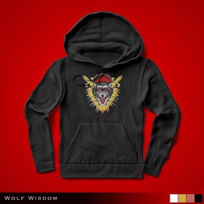 Wolf Wisdom - Hoodie