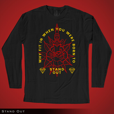 Stand Out - Long Sleeves