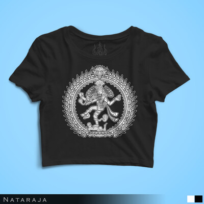 Nataraja - Crop Top