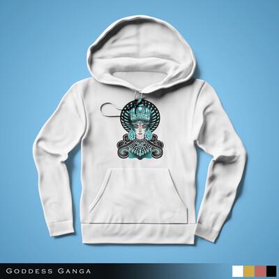 Goddess Ganga - Hoodie