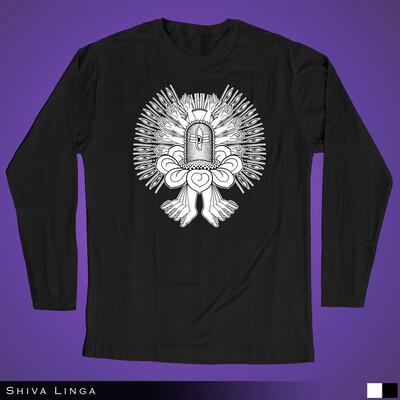 Shiva Linga - Long Sleeves