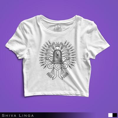 Shiva Linga - Crop Top