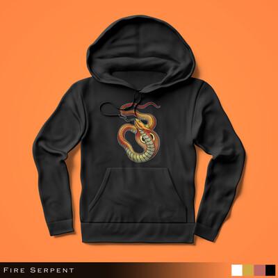 Fire Serpent - Hoodie