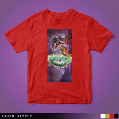 Inner Battle - Kids Tee