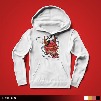 Red Oni - Hoodie