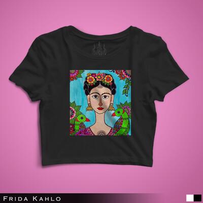 Frida Kahlo - Crop Top