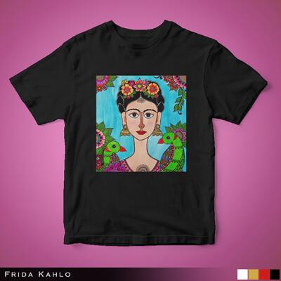 Frida Kahlo- Kids Tee