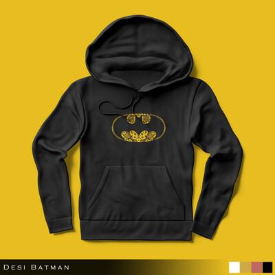 Desi Batman - Hoodie