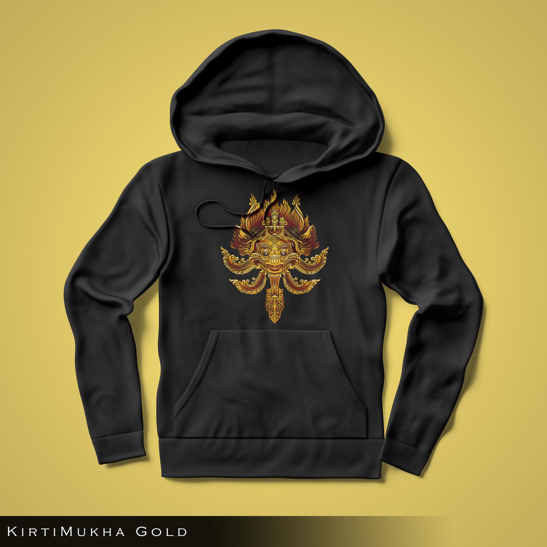 KirtiMukha Gold - Hoodie