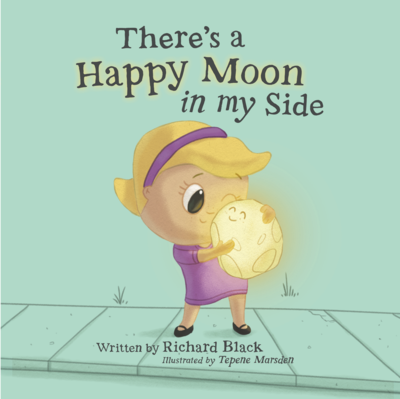 There's a Happy Moon Resource for Parents, Educators, and Carers