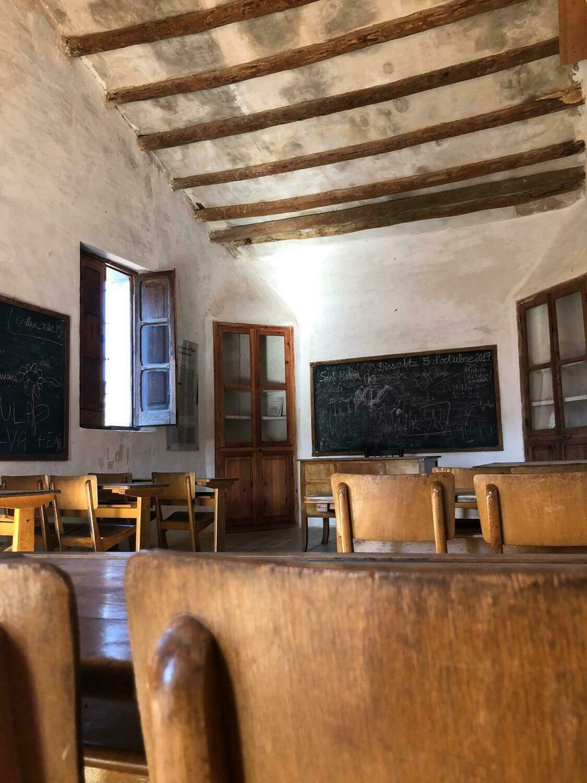 Benassal-escola del Canto-Culla