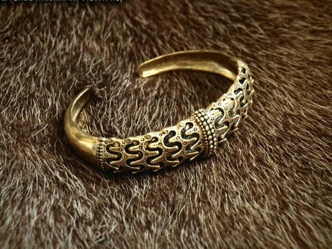 Viking Bracelet from Orupgård