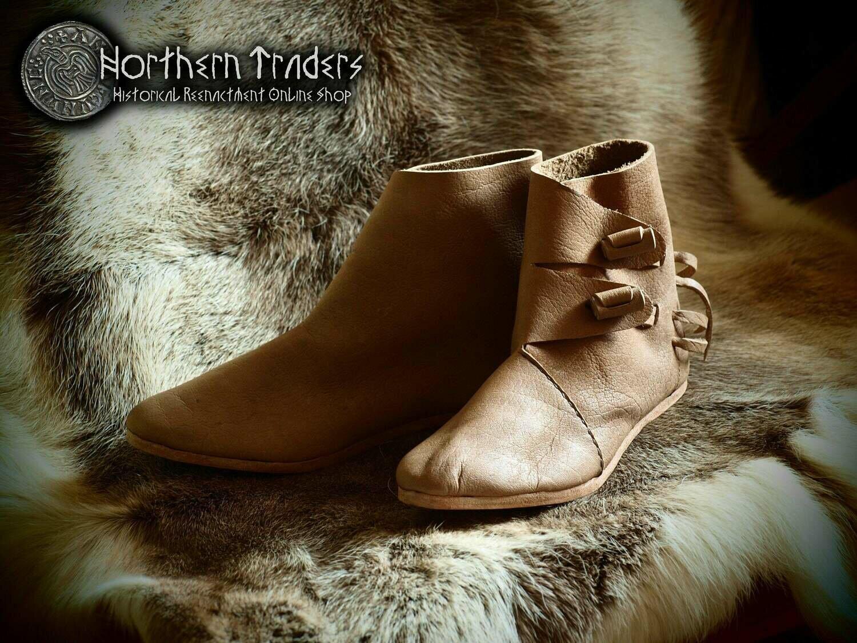 Jorvik Style Boots