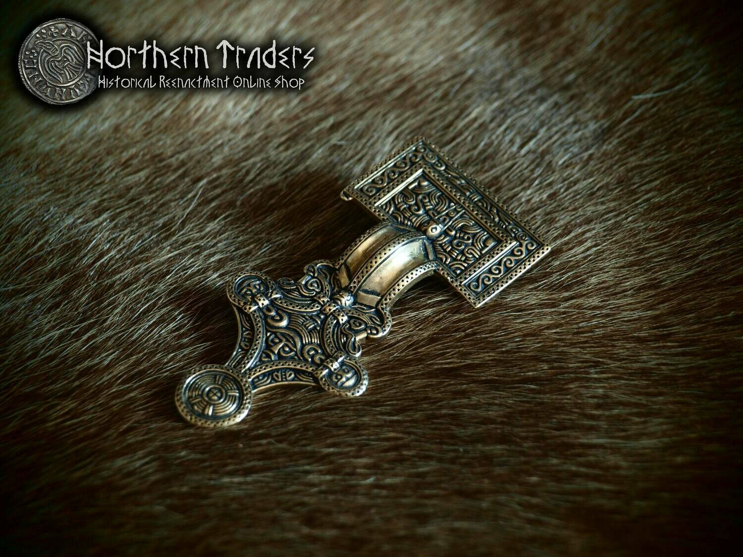 Anglosaxon Brooch from the Island of Wight