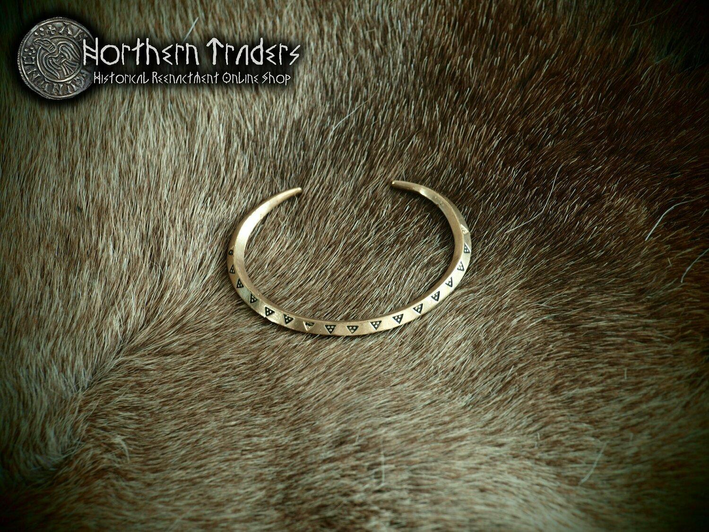 Viking Money-Bracelet from Orkney