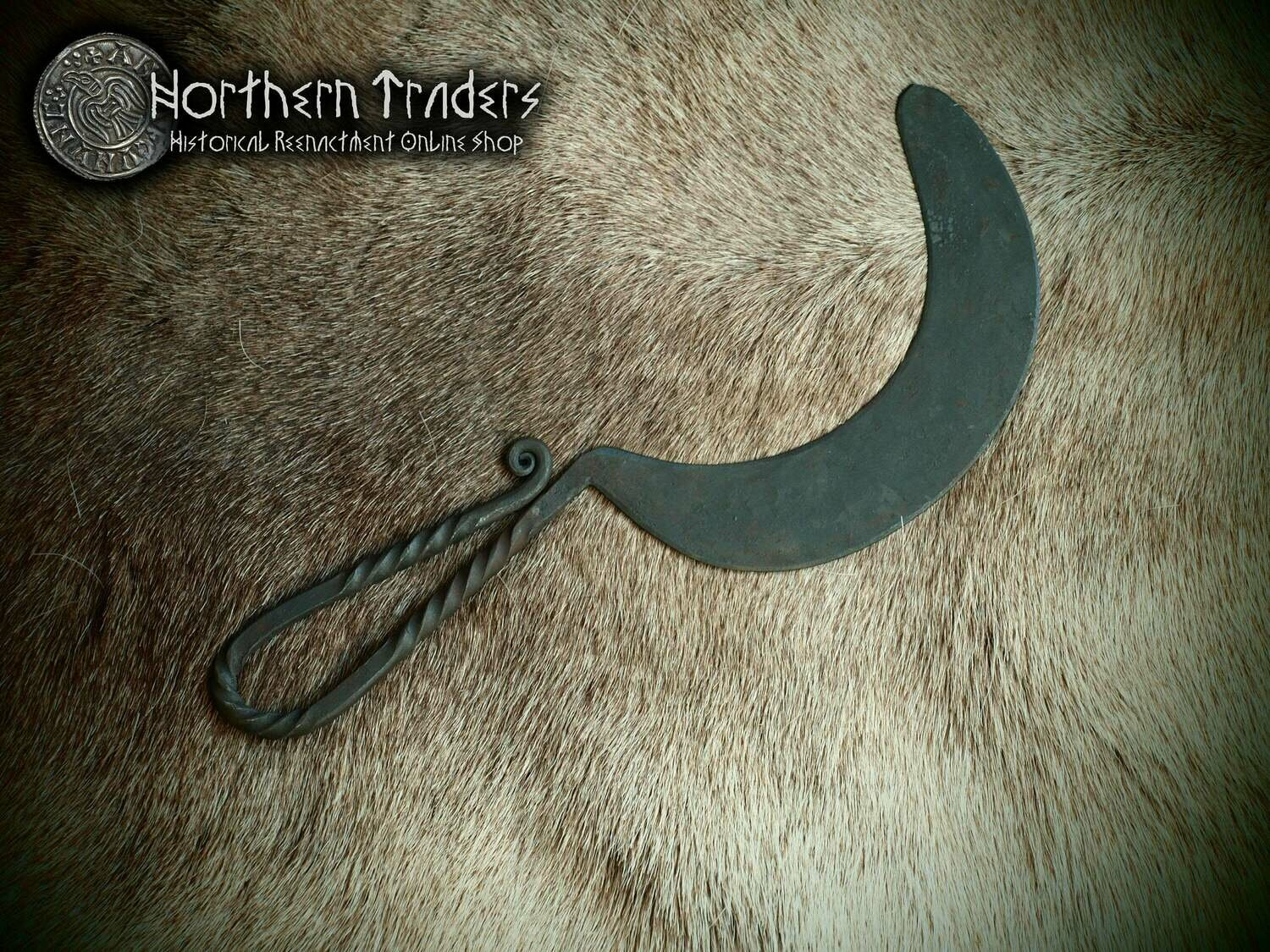 Hand Forged Sickle