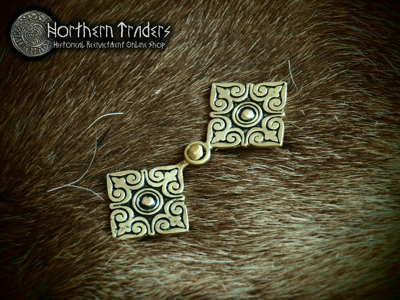 Viking Clasps from Chernigov