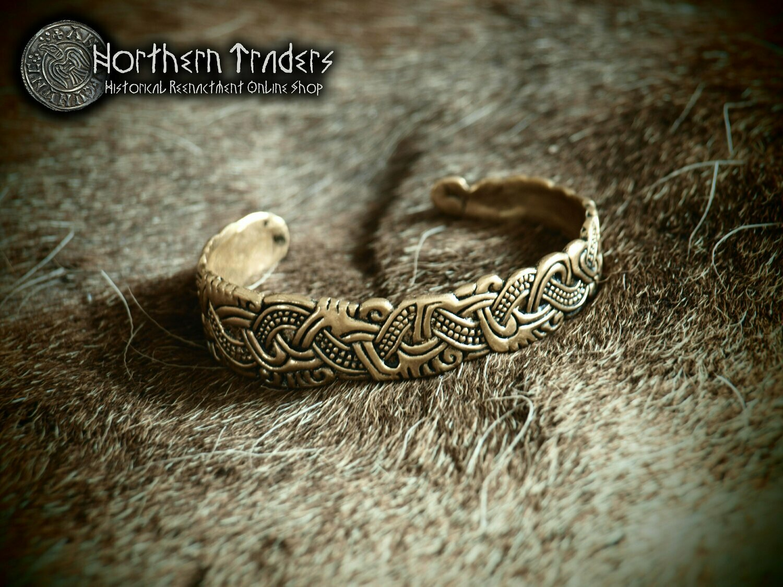 Viking Bracelet from the Isle of Man