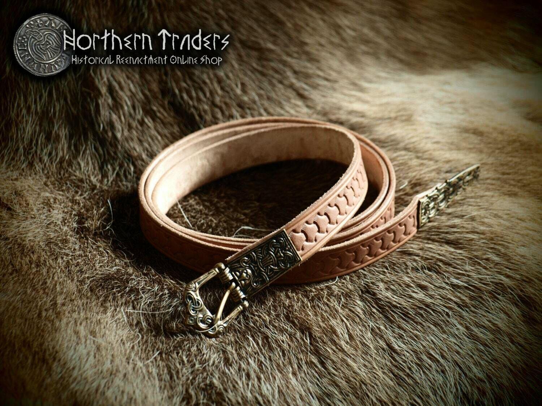 Viking Belt from Birka