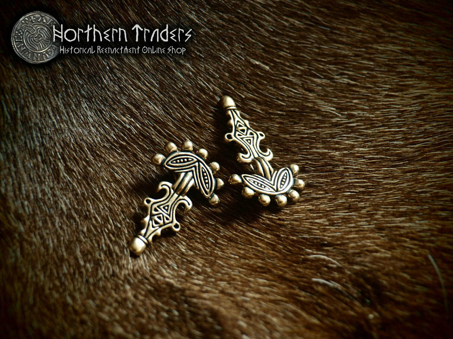 Gothic Brooches