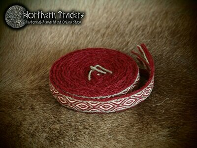 Tablet Weaving Ribbon