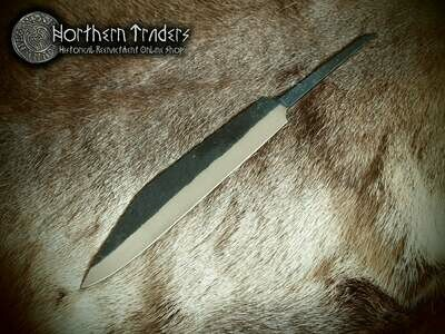 Broken-back Anglo-Scandinavian Seax Blade