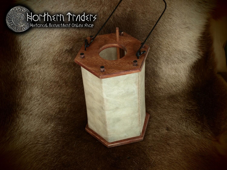 Medieval Parchment Lantern