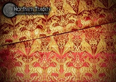 Silk Brocade of Henry VI