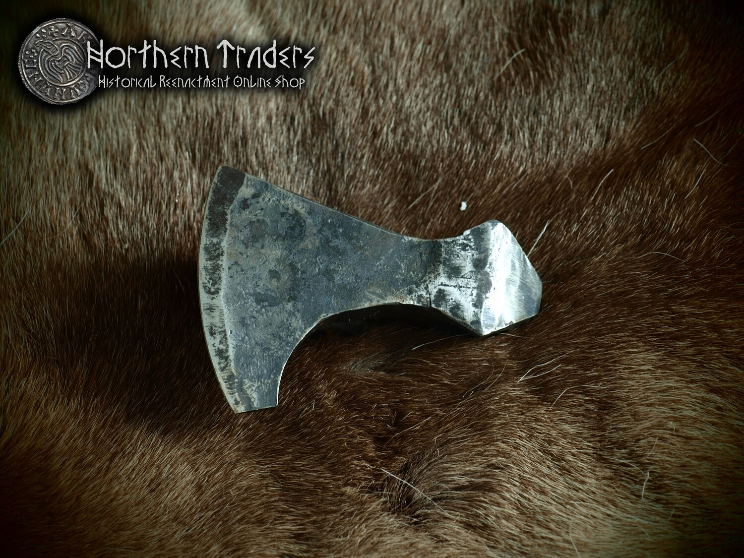 "Viking Axe Head Type ""B"""