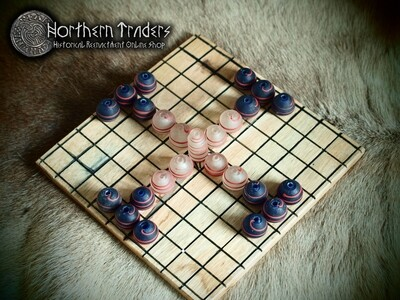 Tablut (Hnefatafl) - Viking Game
