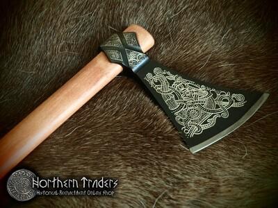 Viking Axe of Mammen
