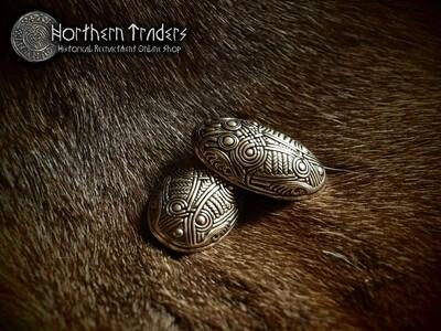 Pre-Viking Turtle Brooch